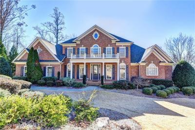 Suwanee Single Family Home For Sale: 10010 Halstead Drive
