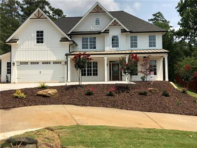Roswell Single Family Home For Sale: 343 Pine Grove Road