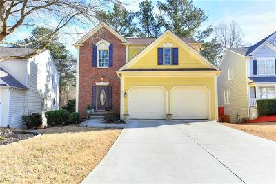 Roswell Single Family Home For Sale: 6210 Pattingham Drive
