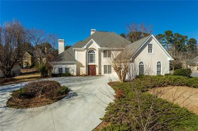 Johns Creek Single Family Home For Sale: 6110 Standard View Drive