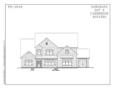 Alpharetta Single Family Home For Sale: 14220 Cogburn Road