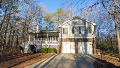Braselton Single Family Home For Sale: 5695 Union Church Road