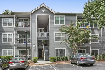 Sandy Springs Condo/Townhouse For Sale: 5103 Santa Fe Parkway #5103