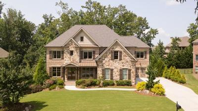 Cumming Single Family Home For Sale: 5220 Cole Creek Lane