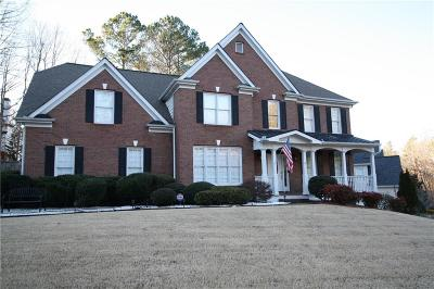 The Fairways At Towne Lake Single Family Home For Sale: 575 Fairway Drive