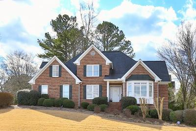 Lilburn Single Family Home For Sale: 1355 Country Lake Drive SW