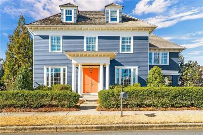 Cumming Single Family Home For Sale: 6815 Berkley Road