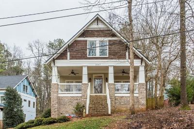 Decatur Single Family Home For Sale: 2587 Dusty Lane