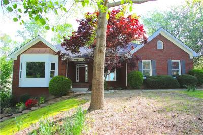 Suwanee Single Family Home For Sale: 5315 Overbend Trail