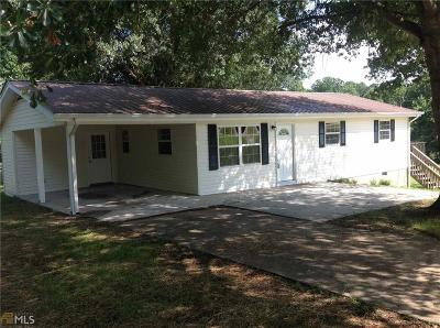 Single Family Home For Sale: 5945 Cleveland Highway