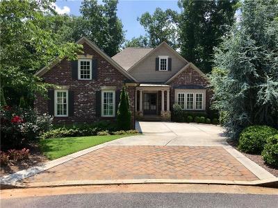 Canton Single Family Home For Sale: 424 Ridgemoor Pass