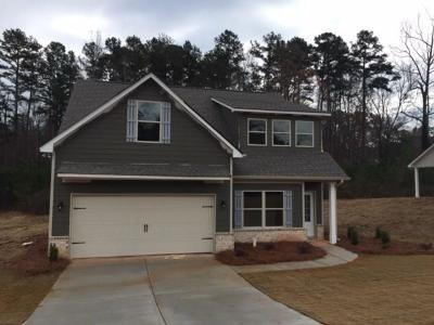 Habersham County Single Family Home For Sale: 130 Huntington Manor Court