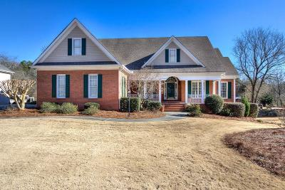 Cartersville Single Family Home For Sale: 22 Mill Creek Drive