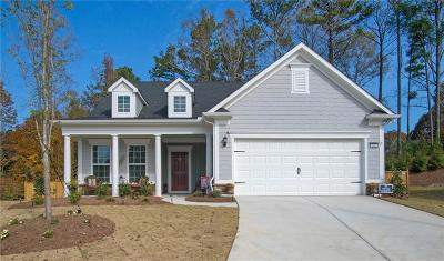 Kennesaw Single Family Home For Sale: 4318 Braden Lane