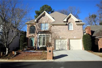 Tucker Single Family Home For Sale: 2524 Summeroak Drive