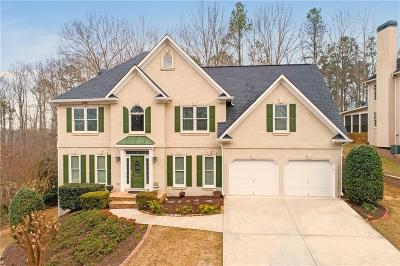 Woodstock Single Family Home For Sale: 580 Fairway Drive