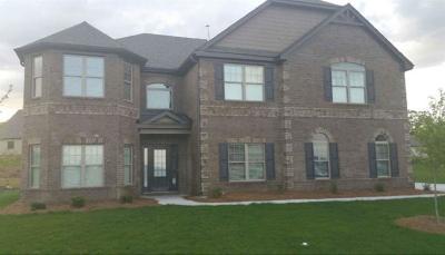 Covington Single Family Home For Sale: 35 Ashlyn Court