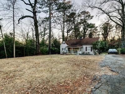 Chastain Park Single Family Home For Sale: 3718 Powers Ferry Road NW