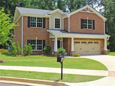 Tucker Single Family Home For Sale: 620 Old Norcross Tucker Road