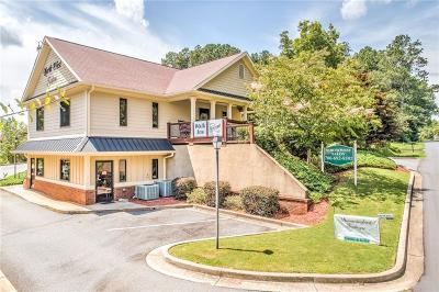Pickens County Commercial For Sale: 71 Gordon Road