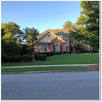 Acworth Single Family Home For Sale: 433 Estates View Drive