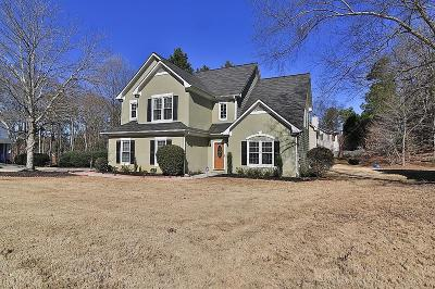 Roswell Single Family Home For Sale: 2880 Ivey Ridge Lane