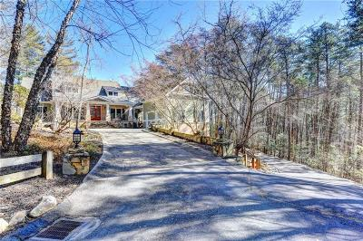 Ellijay Single Family Home For Sale: 373 Harris Rd Road