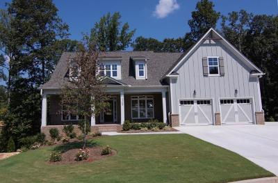 Powder Springs Single Family Home For Sale: 1360 Chipmunk Forest Chase
