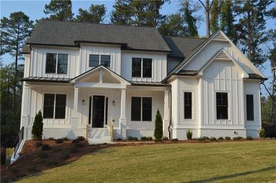 Peachtree Corners, Norcross Single Family Home For Sale: 702 Sunset Drive