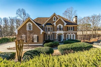 Johns Creek Single Family Home For Sale: 507 Butler National Drive