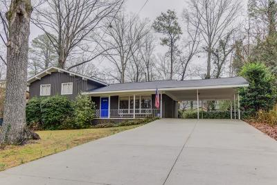 Decatur Single Family Home For Sale: 3889 Bretton Woods Road