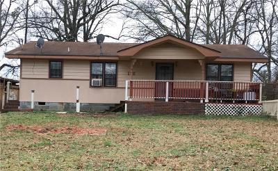 Bremen Single Family Home For Sale: 125 Pecan Street