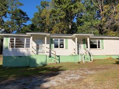 Dallas Single Family Home For Sale: 112 Wayside Lane