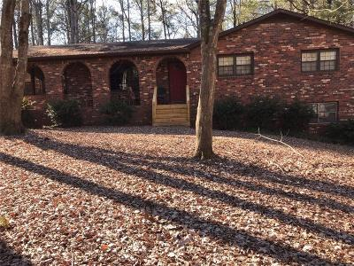 Woodstock Single Family Home For Sale: 306 Hidden Court