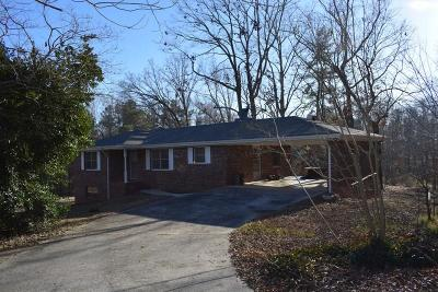 Flowery Branch Single Family Home For Sale: 3814 Bolding Road