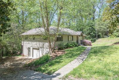 Brookhaven Single Family Home For Sale: 3004 Parkridge Drive NE