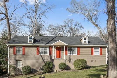 Peachtree Hills Single Family Home For Sale: 50 Mobile Avenue