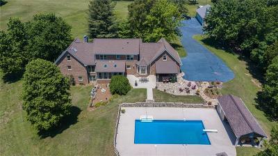 Dawsonville Single Family Home For Sale: 759 Blue Ridge Overlook