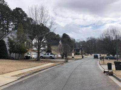 Kennesaw Residential Lots & Land For Sale: 3045 Kings Drive NW
