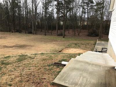 Buford Single Family Home For Sale: 4625 Spout Springs Road