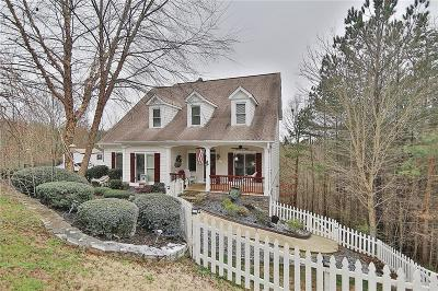 Jasper Single Family Home For Sale: 129 Lower Browning Court