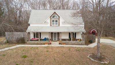 Ball Ground Single Family Home For Sale: 585 Creighton Road