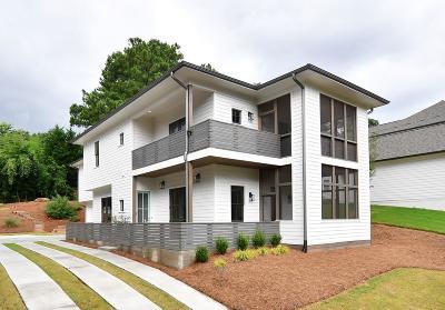 Grant Park Single Family Home For Sale: 788 Mercer Street SE