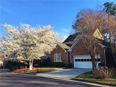 Brookhaven Single Family Home For Sale: 1161 Alexandria Court