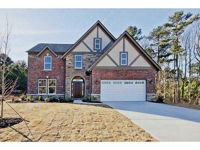 Cumming Single Family Home For Sale: 3215 Trowbridge Drive