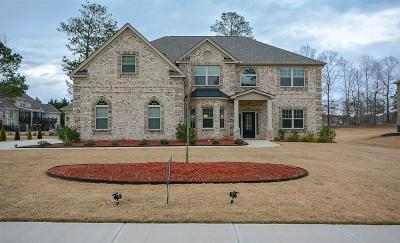 Henry County Single Family Home For Sale: 709 Peninsula Overlook