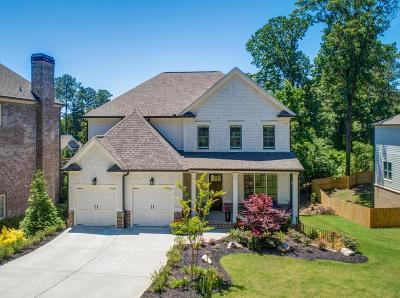 Brookhaven Single Family Home For Sale: 2457 Drew Valley Road NE