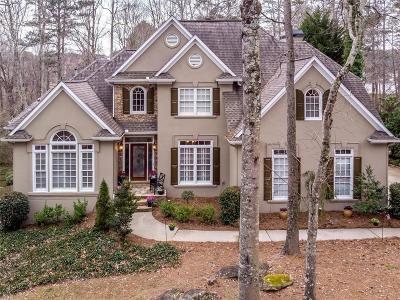 Easthampton Single Family Home For Sale: 4676 Bishop Lake Road