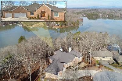Gainesville Single Family Home For Sale: 6462 Waterscape Ridge