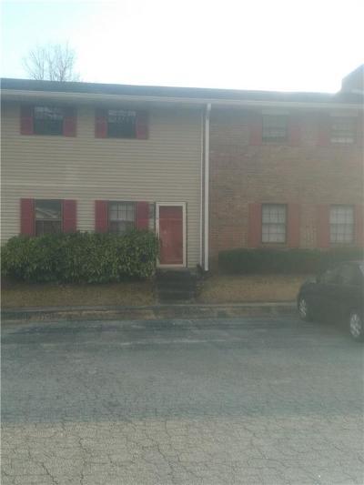 Union City Condo/Townhouse For Sale: 6354 Shannon Parkway #20C